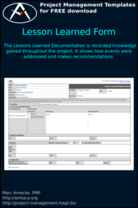 Download Lesson Learned Registration Form