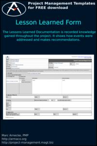 Download Lesson Learned Registration Form