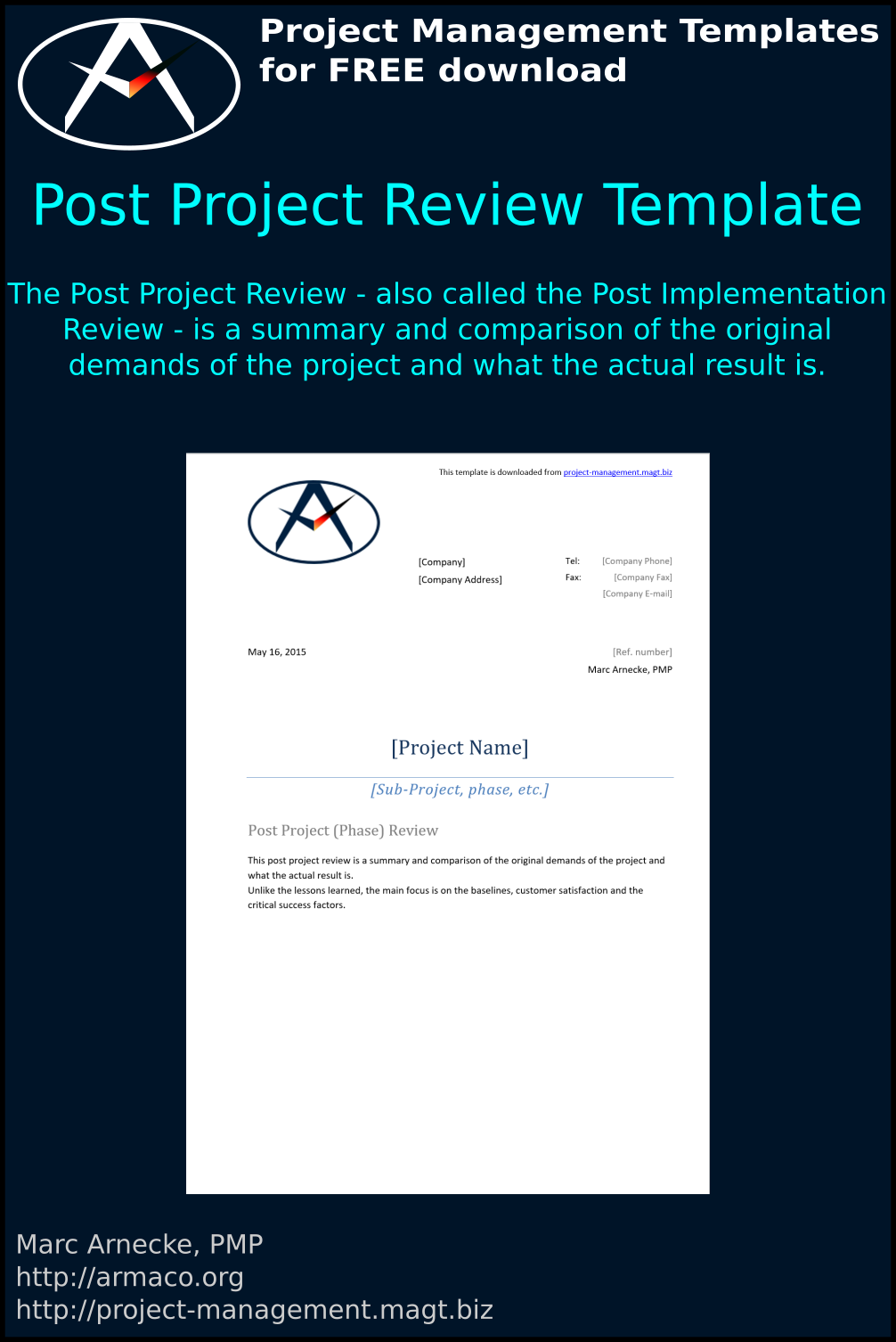 Download Post Project Review