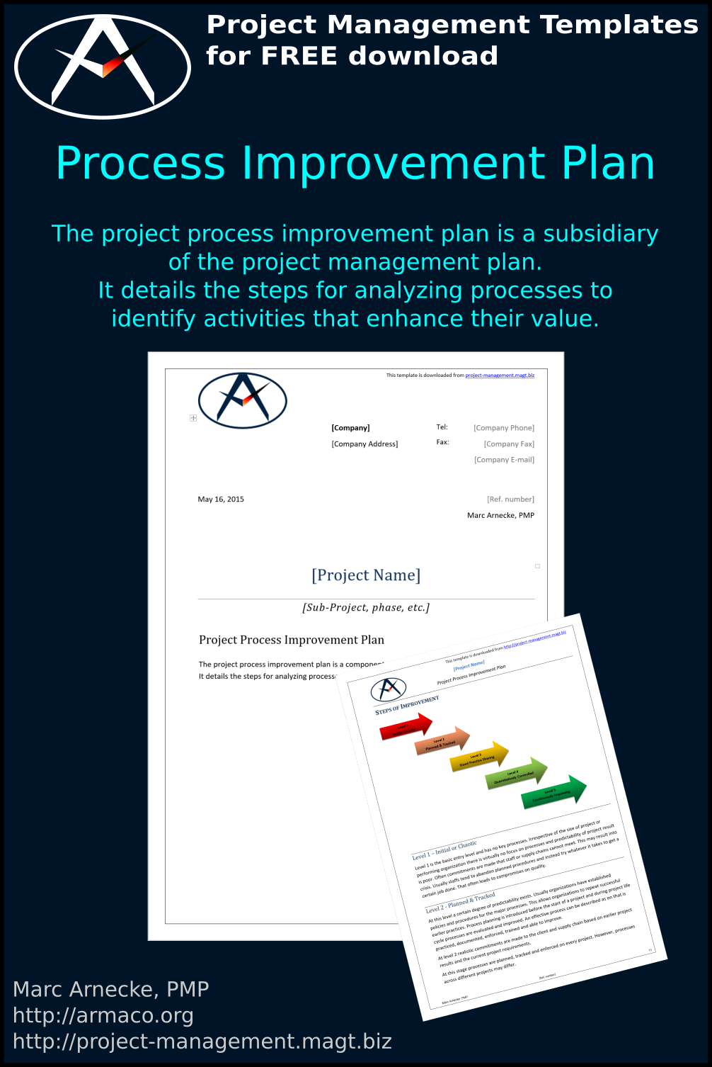 Download Process Improvement Plan Template