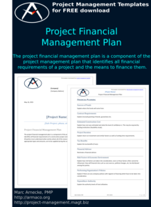 Download Project Financial Management Plan Template