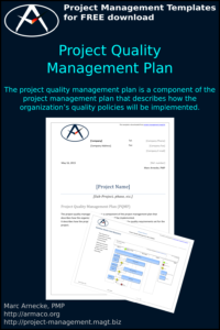 Download Project Quality Management Plan
