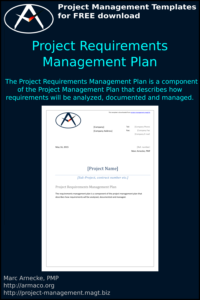 Download requirements management plan template