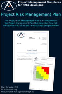 Download Project Risk Management Plan Template