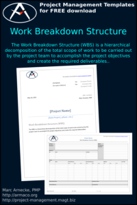 Download work breakdown structure template